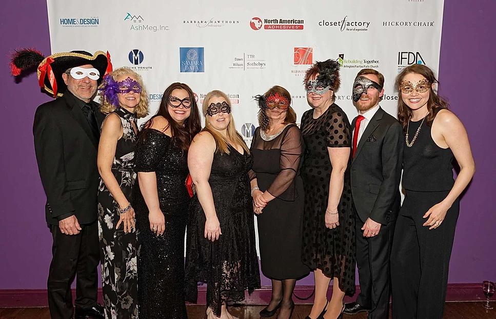 Masquerade Ball Volunteers