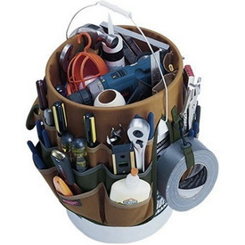 Bucket of tools